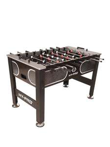 Hy-pro 4ft 6 strike football table at Very for £51.98 delivered at Very