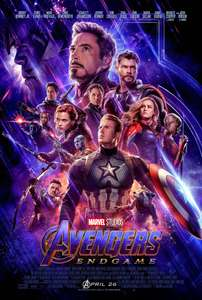 Avengers Endgame HD Prime Video at Amazon Germany for £3.31