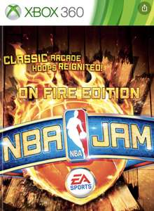 NBA JAM: On Fire Edition (Xbox 360/Xbox one) £3.99 with gold @ Microsoft store