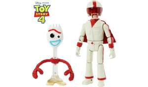 Toy Story 4 Canuck and Boom Boom Bike Playset £7.50 at Argos