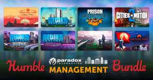 Humble bundle: Cities Skylines + Cities in motion 1 & 2 + Prison Architect + 8 DLCs £5.55 at Humble Bundle