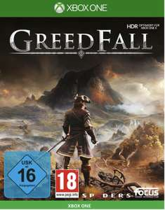 Greedfall (Xbox one) £26.99 with gold @ Microsoft store