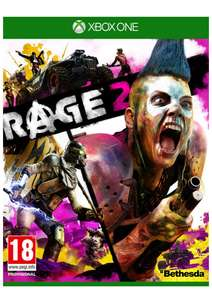 Rage 2 + Trolley Token on Xbox One - £14.99 delivered @ Simply Games