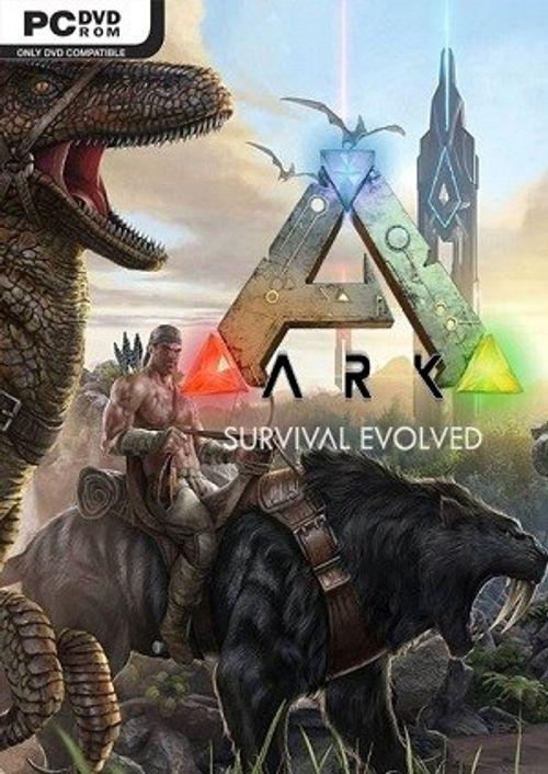 ARK: Survival Evolved PC (Steam) - £3.39 @ CDKeys