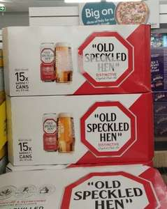 0ld Speckled Hen 15 X 440ml £11.99 at Lidl Maidenhead