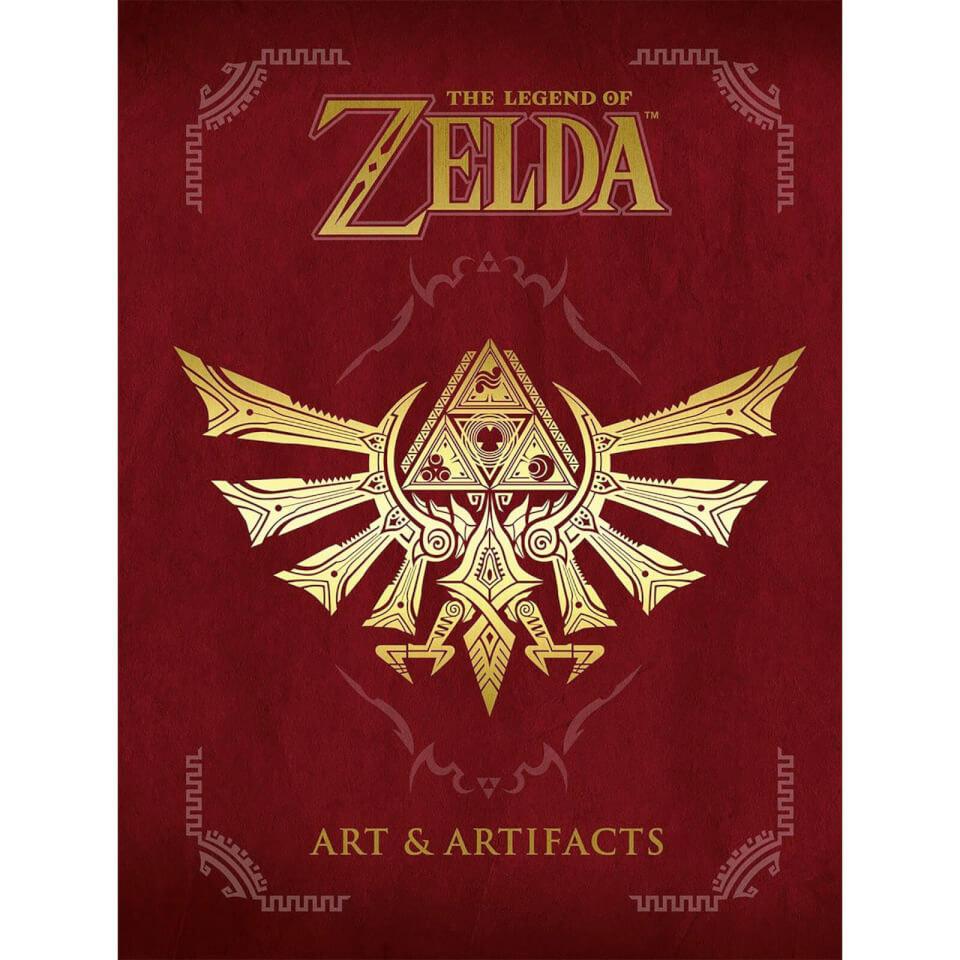The Legend of Zelda: Art & Artifacts £12.99 + £1.99 delivery at Zavvi