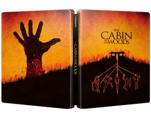 Cabin In The Woods 4k Ultra HD Exclusive Steelbook £10.79 at Zavvi