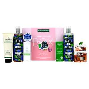 2 x Clean Beauty boxes £33.75 at Holland & Barrett