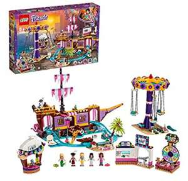 LEGO 41375 Friends Heartlake City Amusement Pier £72 at Amazon