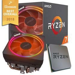 AMD Ryzen 7 2700X - 3.7GHz 8x Core Processor / CPU For £147.98 Delivered @ Aria PC