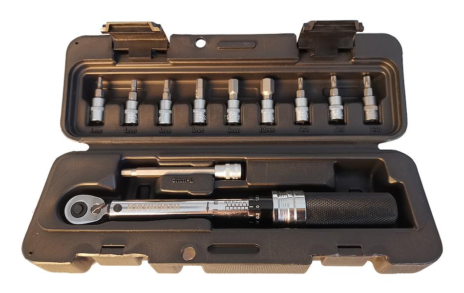 Jobsworth Pro Torque Wrench Set - £20 / £24.99 delivered @ Planet X