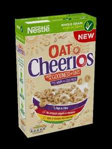 Oat Cheerios 375g, 49p per box, Aldi, Abbey Lane, Leicester
