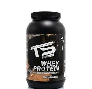 Totally Shredded Supplements Chocolate Protein Powder 1kg - £9.99 instore @ Poundstretcher Southend