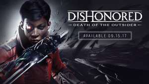 Dishonored:Death of the Outsider PC (Steam) - £3.97 @ Gamebillet