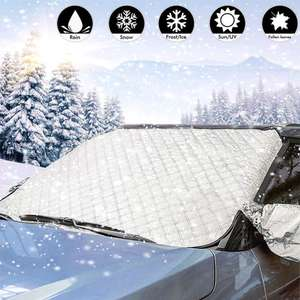 Big Ant Car Windscreen Snow Cover with Two Mirror Covers £9.09 (+£4.49 Non Prime) using code - Sold by SmallAnt and Fulfilled by Amazon