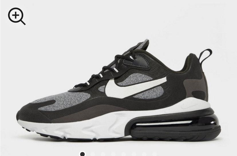 Nike air max's 270 react £90 at jd sports