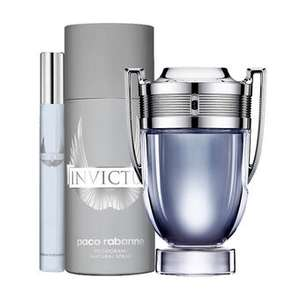 Paco Rabanne Invictus edt 100ml + 10ml + 150ml deodorant - £45.32 delivered at Boots