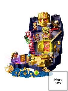 Treasure X Kings Gold Doom Tomb Playset - £19.99 + £2 Click and Collect @ Very (free collection over £25)