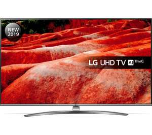 """LG 50UM7600PLB 50"""" Smart 4K Ultra HD HDR LED TV with Google Assistant £399 @ Currys PC World (6 Months Spotify)"""