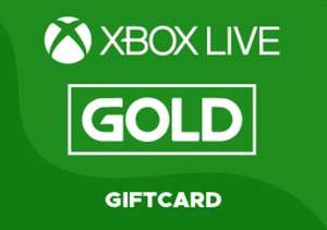 Xbox live gold for a year. £30.09 Everything Keys Gamivo