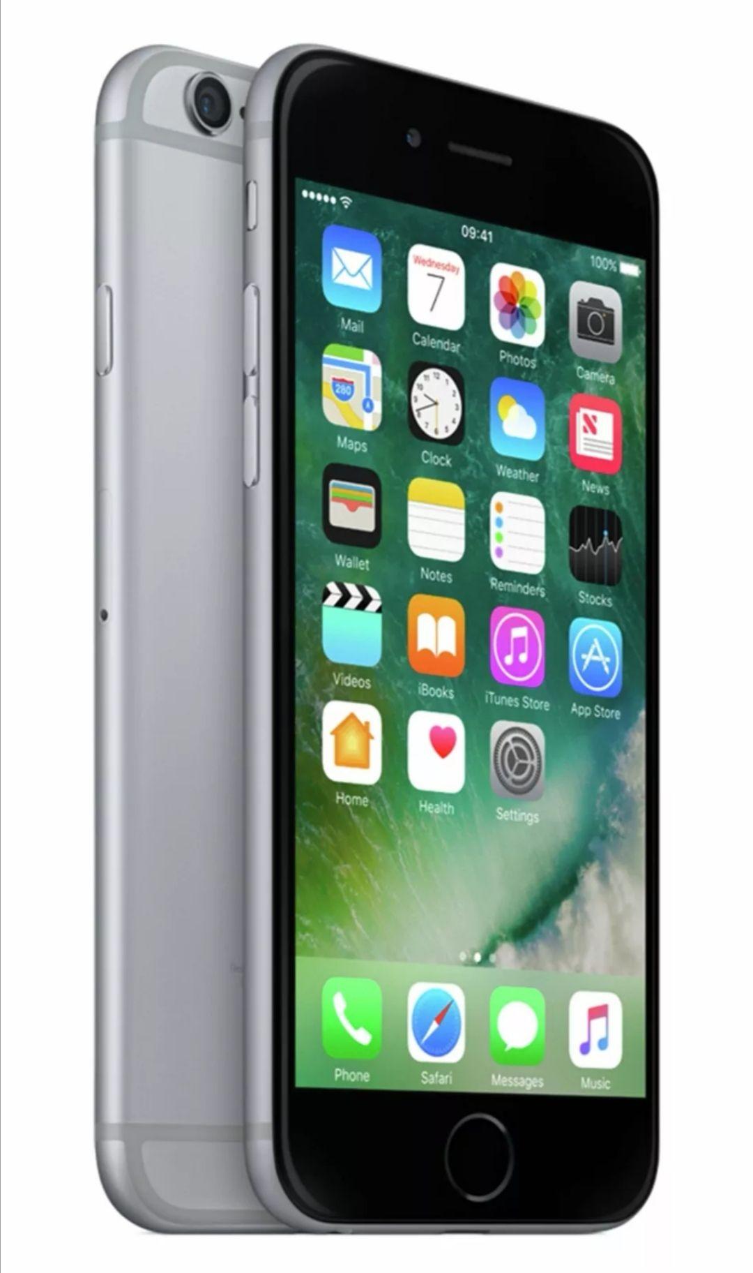 Brand New SIM Free Apple iPhone 6 4.7 Inch 32GB 8MP 4G iOS Mobile Phone - Space Grey £159.99 @ Argos Ebay