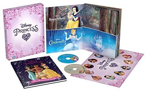Disney Princess 12 movie collection blu ray boxset £60 @ Amazon 4%tcb