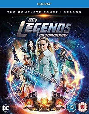 DC's legends of tomorrow season 4 blu ray boxset - £20 @ Amazon 4%tcb