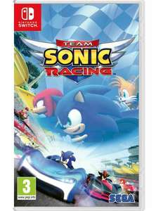 Team Sonic Racing on Nintendo Switch £19.97 at Currys Ebay