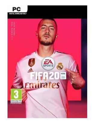 FIFA 20 PC (EN) PC Game Digital Download £23.99 from CDKEYS