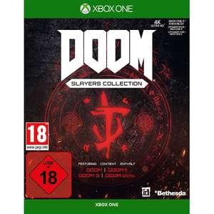 Doom Slayers Collection at Game for £24.99