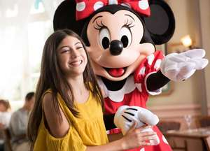 Disneyland Paris 3 days and 2 nights at Santa Fe for a family of four Jan-March (prices vary) at Magic Breaks from £602.50