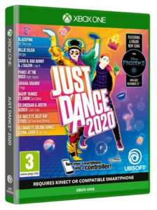 Just Dance 2020 Xbox One £23.85 @ Shop To