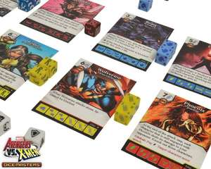 X-MAN Dice Masters instore at Home Bargains (Leicester) for 19p