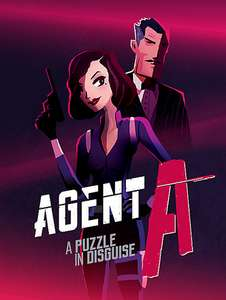 Agent A: A puzzle in disguise - £1.49 on Google Play (Android) & £1.99 on iOS (iPhone / iPad)