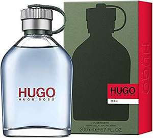 Hugo Boss eau de toilette 200ML @ Amazon for £39.95