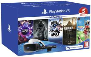 PSVR bundle GameStop Ireland daily deal £153 - Ireland Only