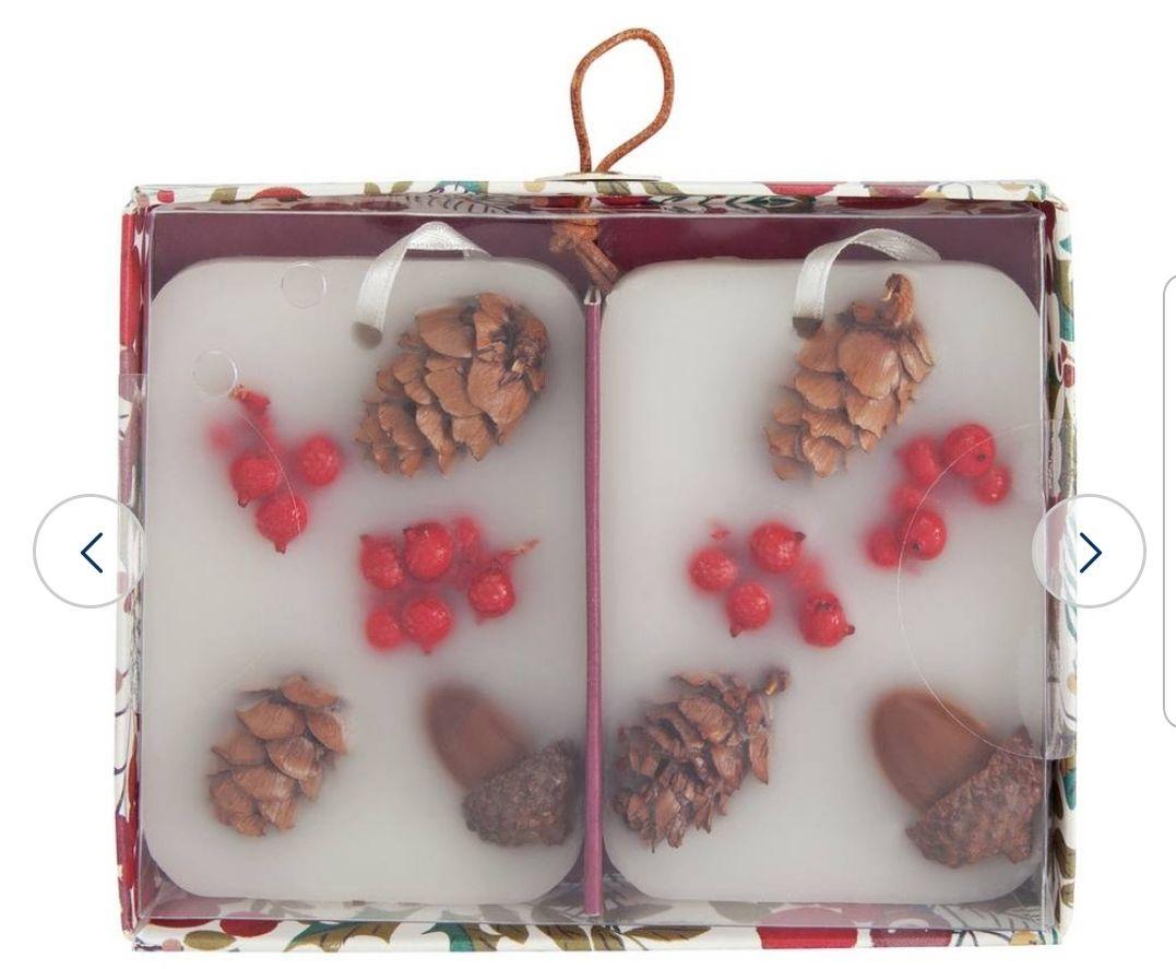 Argos Home set of 2 Christmas Spice Pomanders £2.25 @ Argos (Free Click & Collect)
