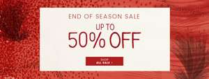 Sea Salt end of season sale has started up to 50% off