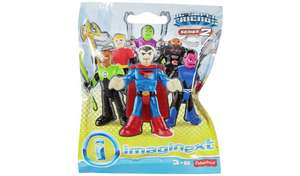 Imaginext DC Super Friends Blind Bags Series 2 £1.99 (Fee Click & Collect) @ Argos