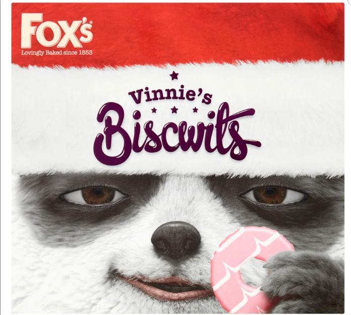 Mcvities Vinnies biscuit carton 365g 2 for £2.50 @ Heron Kirby liverpool