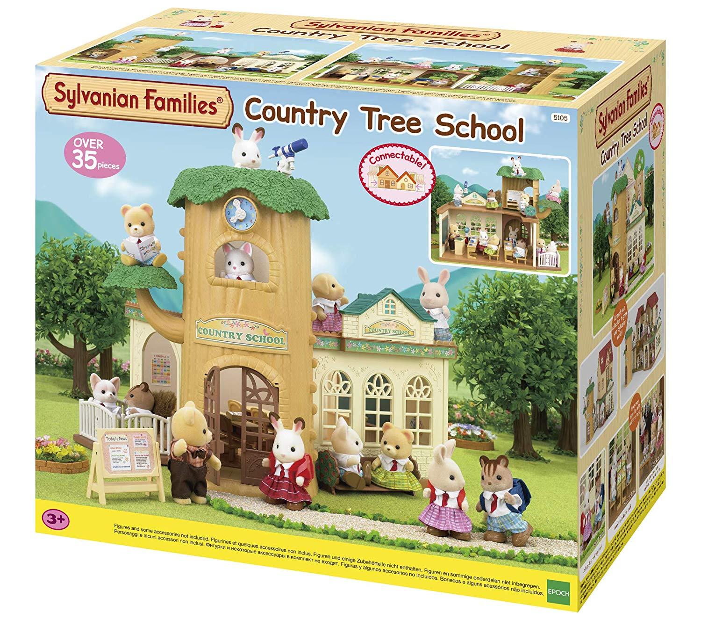 Sylvanian Families - Country Tree School £23.50 @ Amazon