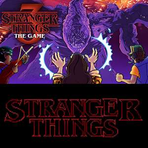 Stranger Things 3: The Game (from Steam) £3.87