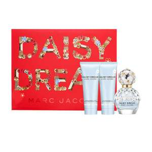 Marc Jacobs Daisy Dream eau de toilette Gift Set 50ml for £36.99 delivered (using code) @ Fragrance Direct