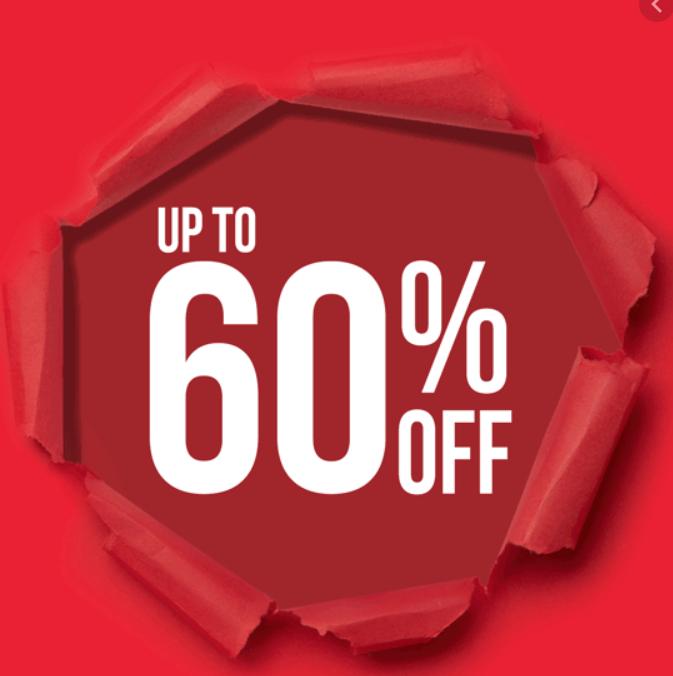 New Look - upto 60% off footwear & accessories