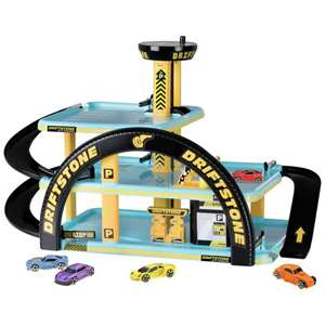 Chad Valley Driftstone Carpark with Cars £15 @ Argos - Free Click & Collect