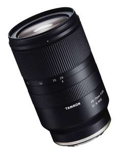 Tamron 28-75mm f2.8 Di III RXD Lens (Sony E-Mount Fit) = £599 @ CameraWorld