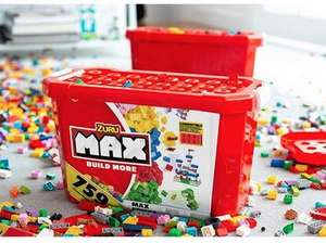 MAX Build More Construction Value Brick Box £4.99 + £2 C&C @ Very -Free click and collect over £25