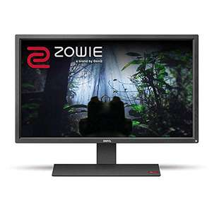BenQ RL2755 Gaming Monitor, 1920x1080, 1ms, 75hz 12M:1 300cd/m2, HDMI/DVI/VGA Speakers for £117.26 delivered @ Amazon Italy