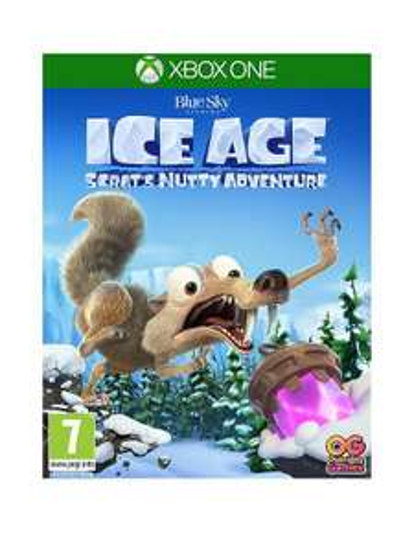 Ice Age: Scrat's Nutty Adventure (Xbox One) £21.99 @ Amazon