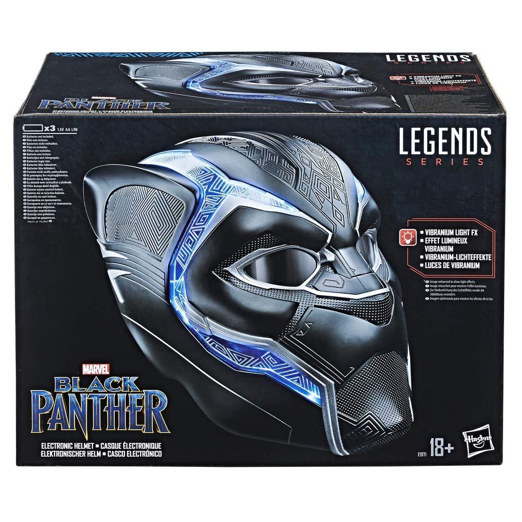 Marvel Legends Series Black Panther Electronic Helmet - £35.99 @ Amazon